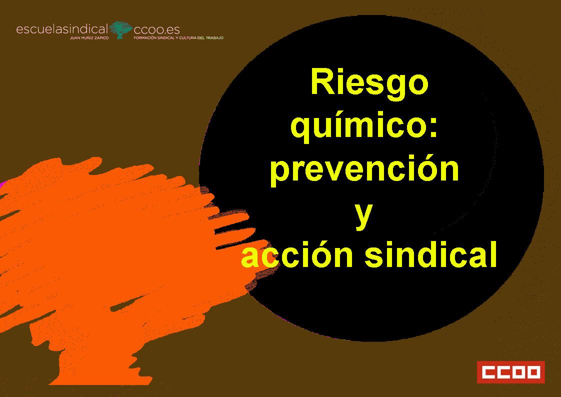 Riesgo químico: prevención y acción sindical