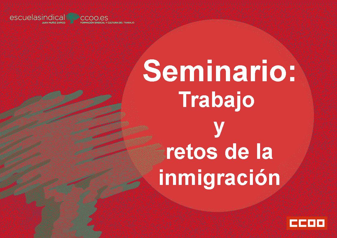 Trabajo y retos de la inmigración