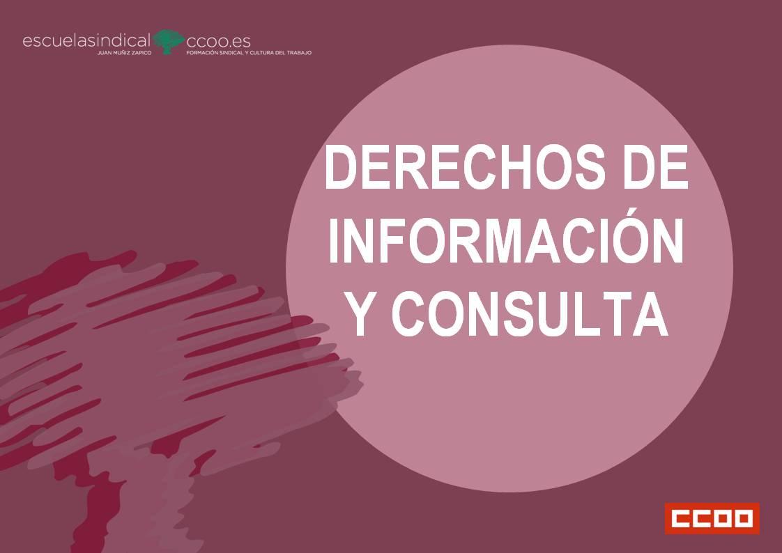 Derechos de información y consulta