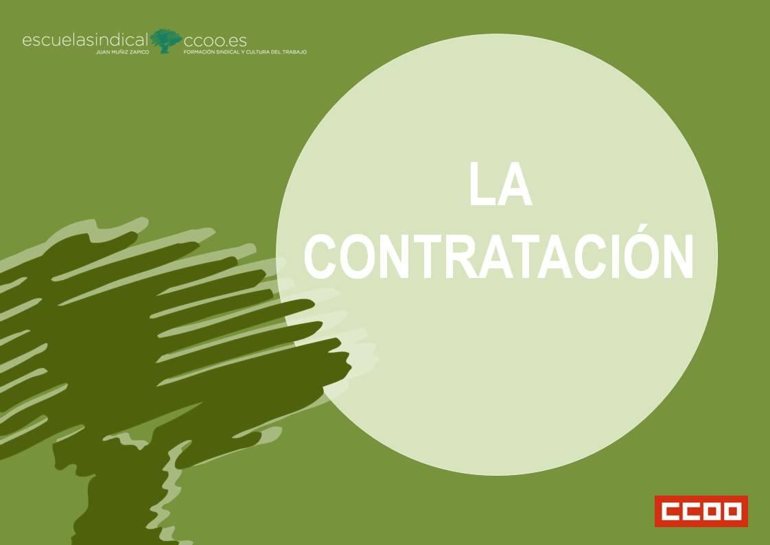 Formación sindical nivel II. Contratación
