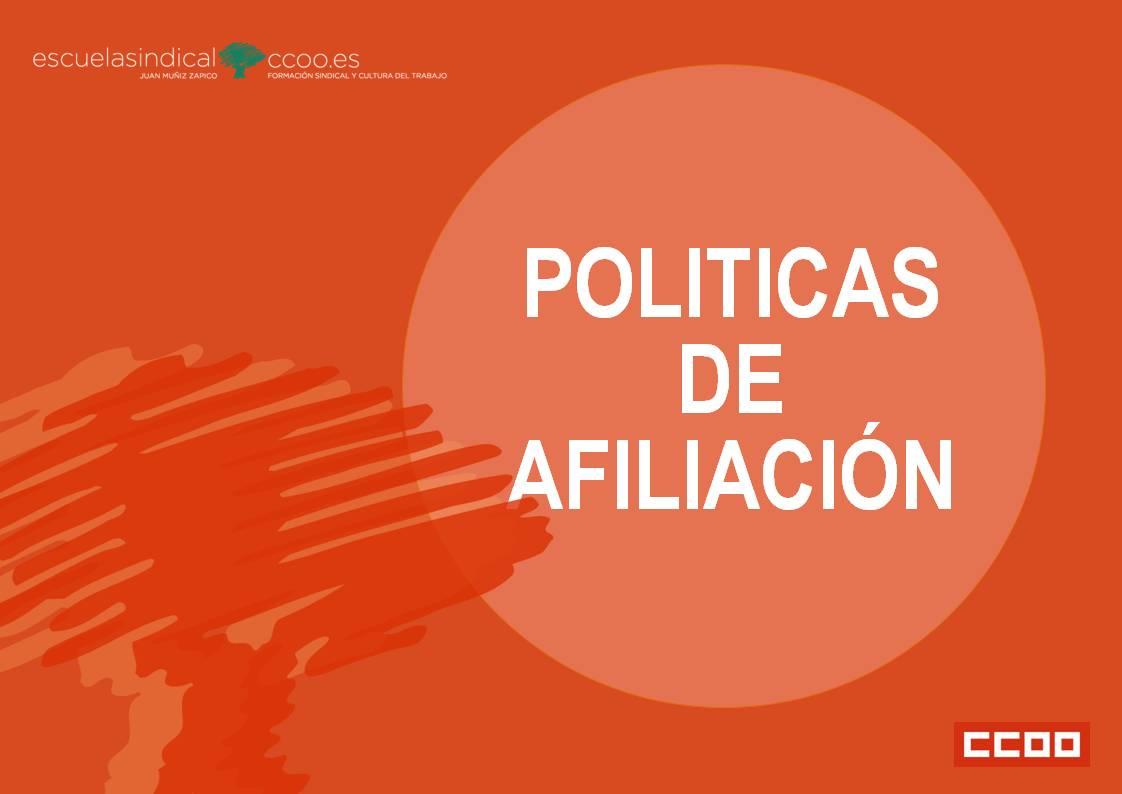 Políticas de afiliación para la mejora de la negociación colectiva