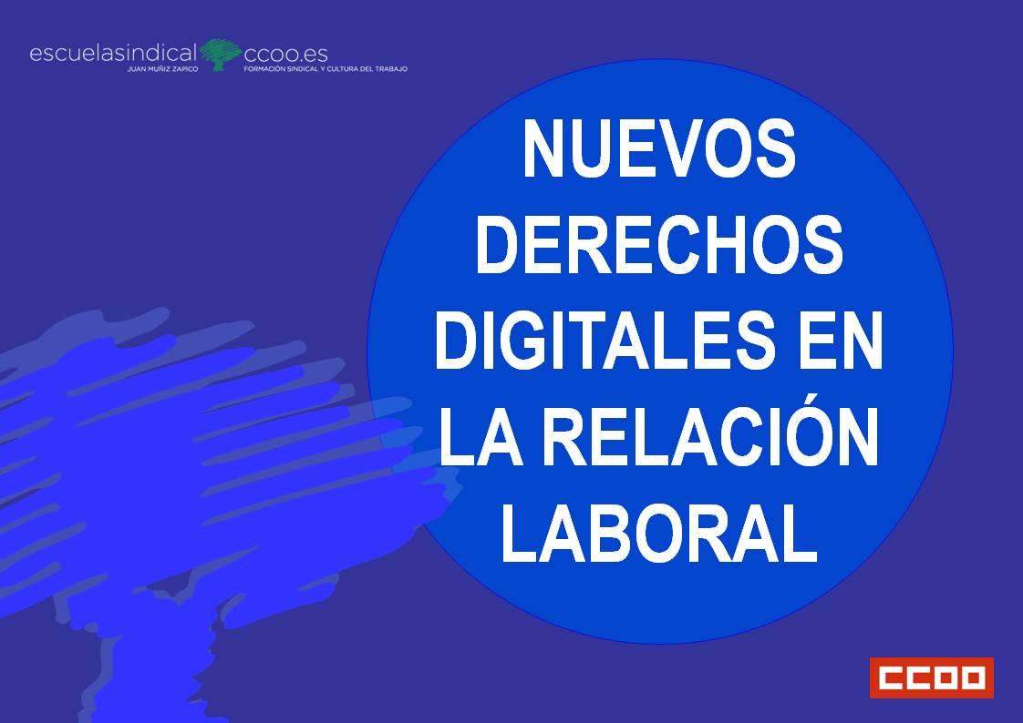Nuevos derechos digitales en la relación laboral